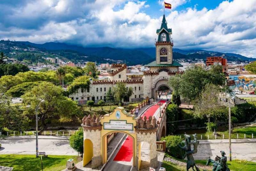"Loja es finalista en "" We Love Cities"""